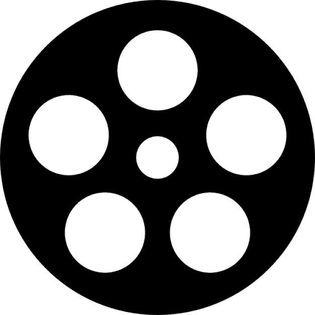 626x626 Movie Reel Silhouette Silhouette And Silhouette Kamera Film