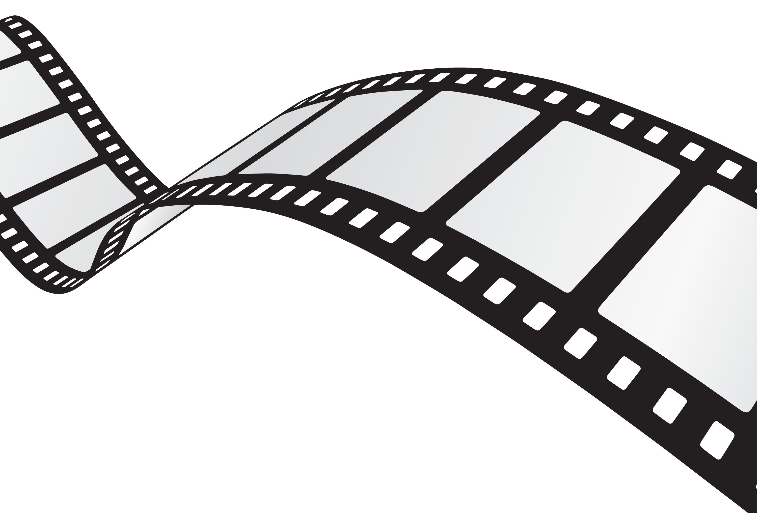 Movie tape. Film roll clipart free
