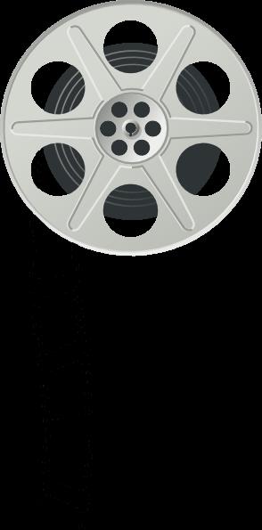 294x595 Film Reel Cliparts