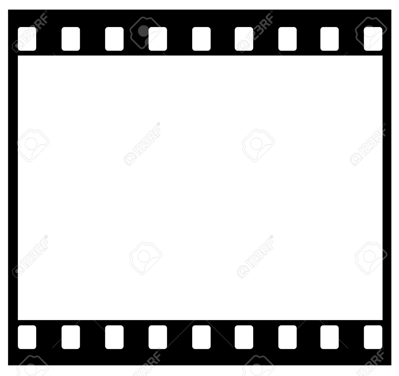 1300x1224 Film Strip Stock Photo, Picture And Royalty Free Image. Image 6597600.