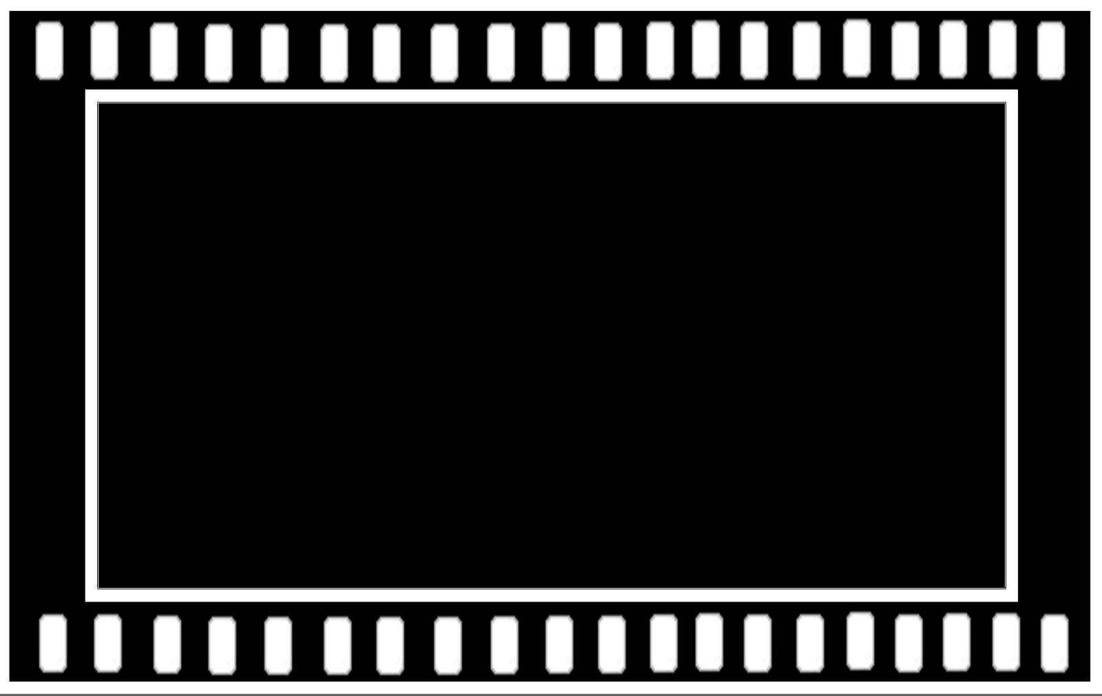 Film Strip Border