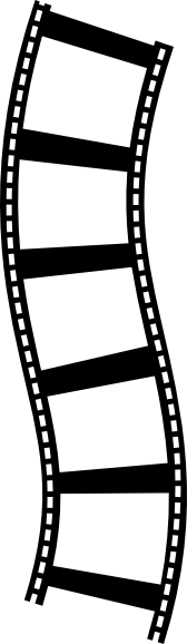 168x578 Film Strip Clip Art