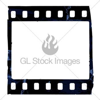 325x325 Film Strip Grunge Gl Stock Images