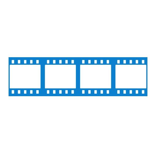 600x600 Filmstrip Border Maker Cartridge