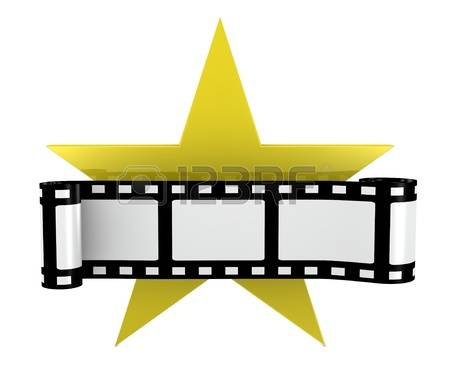 450x371 Hollywood Star Clipart