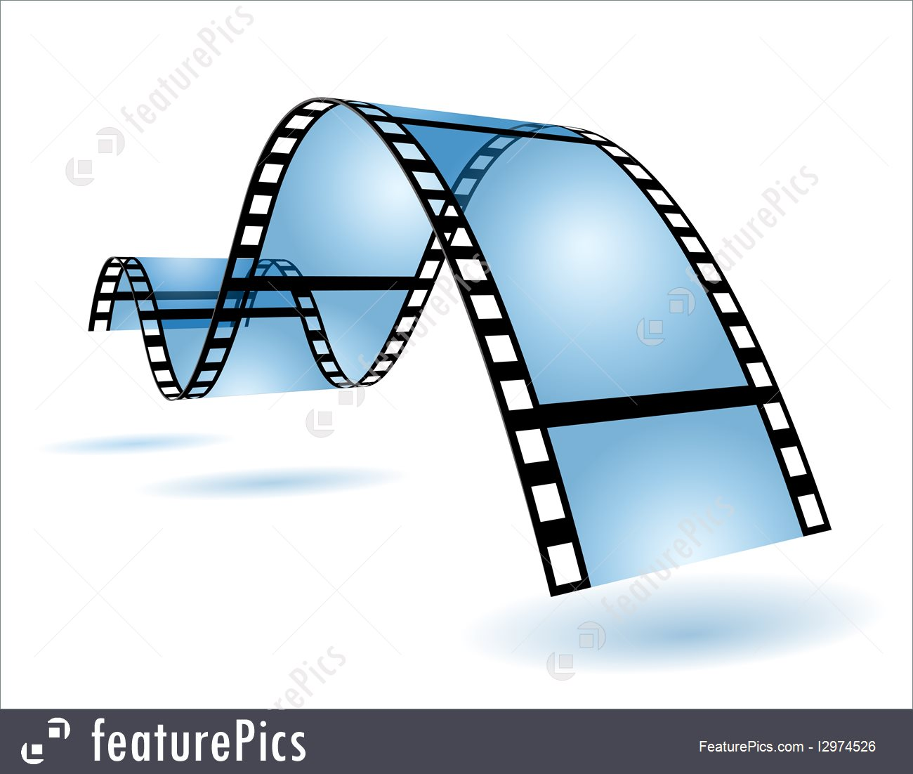 1300x1102 Photo And Video Film Strip