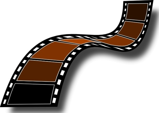 517x368 Movie Camera Film Strip Clip Art Free Vector Download (213,814