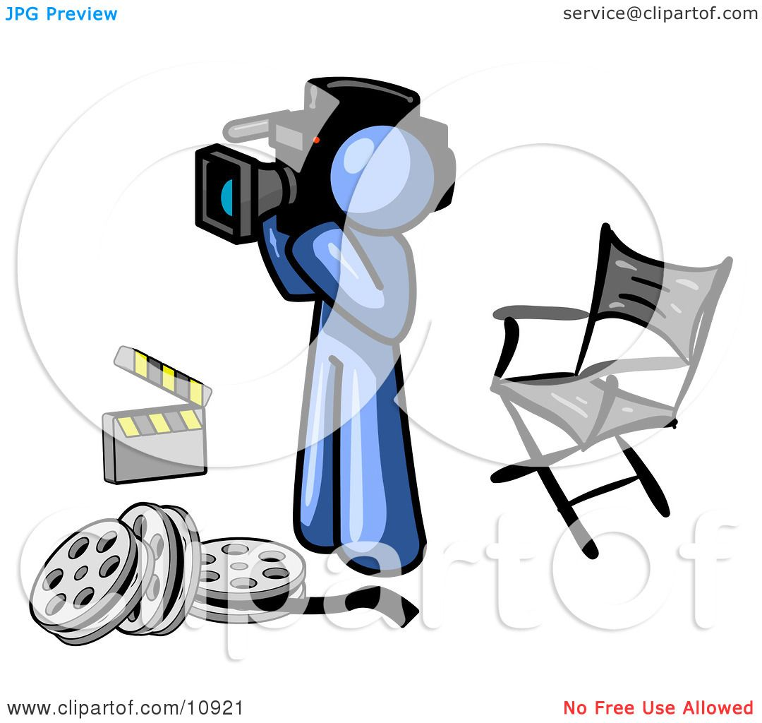 1080x1024 Filming Video Clip Art Cliparts
