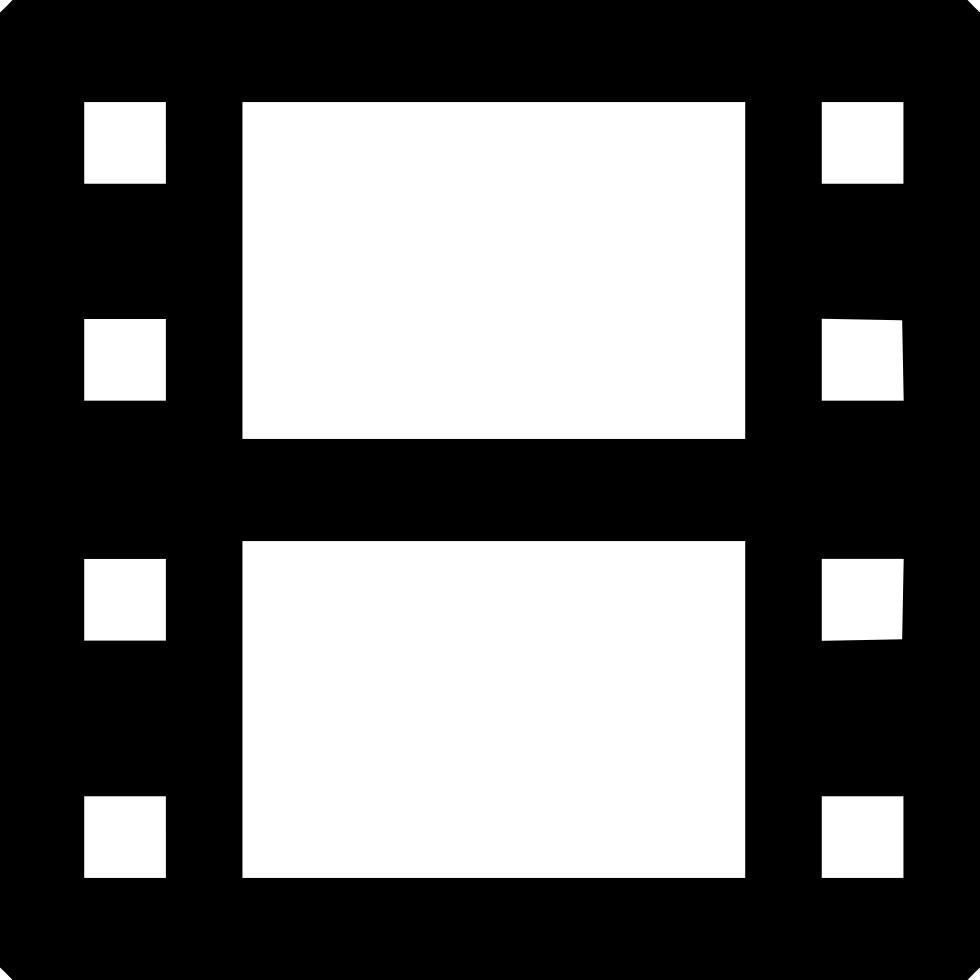 980x980 Film Strip Svg Png Icon Free Download ( 496718)