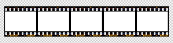 600x150 Making A Filmstrip From Scratch Photoshop Tutorial