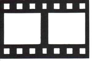 300x195 Sizzix Black Film Strip Die Cut