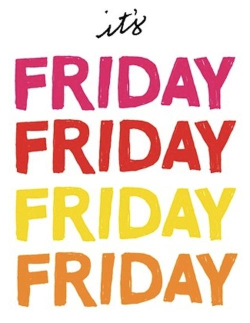500x646 Finally Friday Clipart