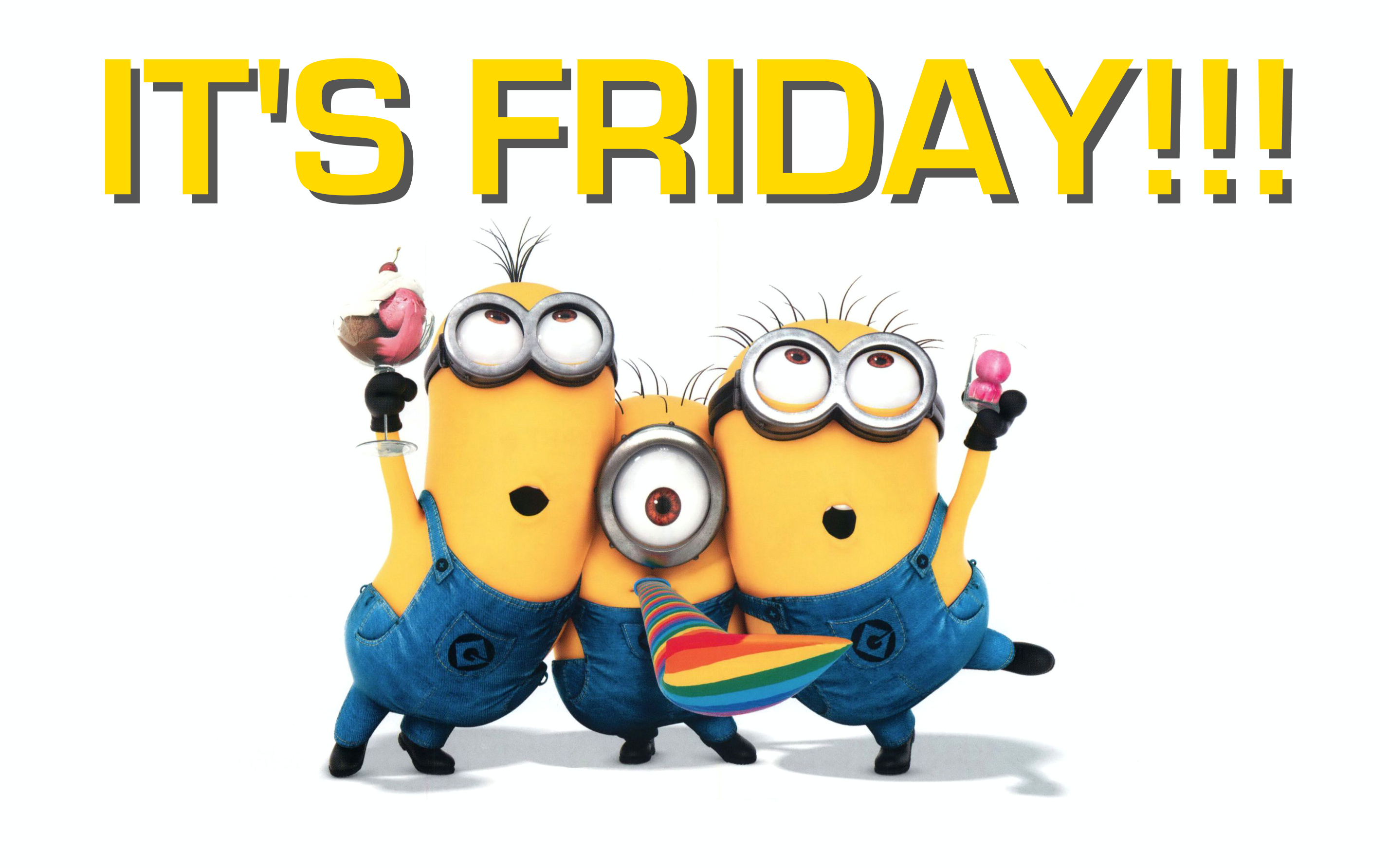 2854x1784 Tgif Images About On Funny Friday Nights Clip Art