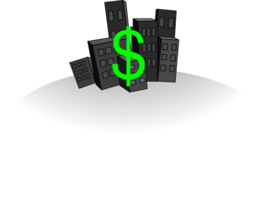 299x219 Finance Companies Clip Art