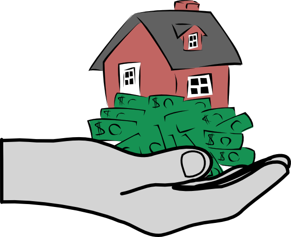 600x489 Home Finance Clip Art