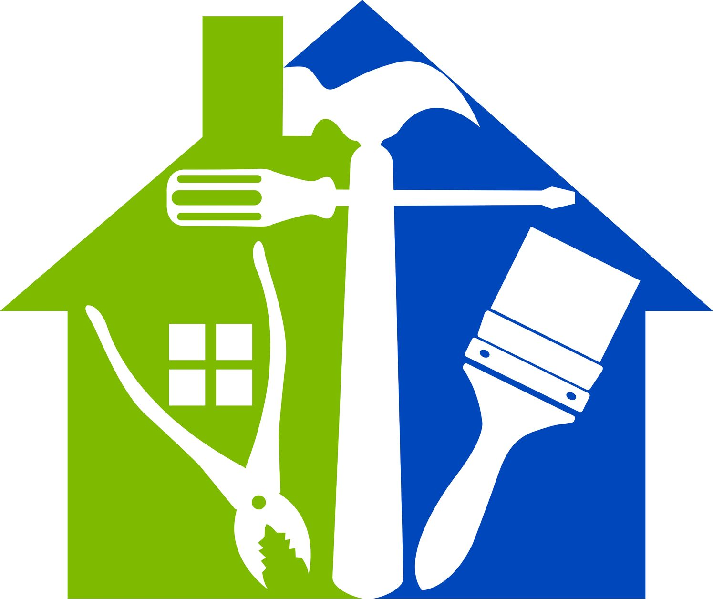 1495x1256 Home Repair Logo Clipart