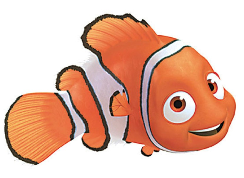 830x605 Finding Dory Clipart