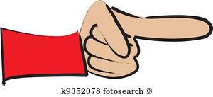 300x137 Finger Clipart Royalty Free. 75,436 Finger Clip Art Vector Eps