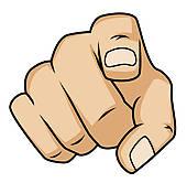 170x166 Finger Pointing Clip Art