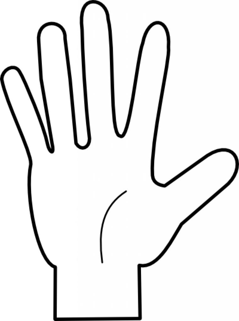 761x1024 Pointing Finger Clip Art