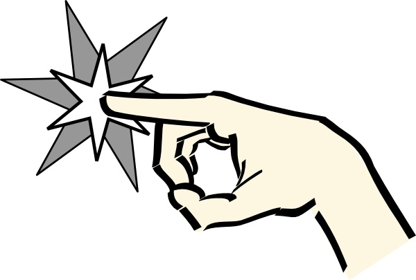 600x405 Pointing Hand Clip Art Free Vector In Open Office Drawing Svg