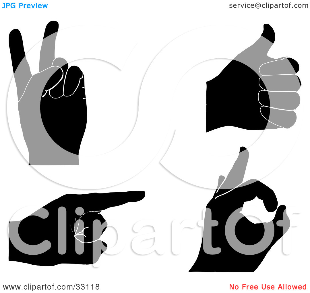 1080x1024 Finger Pointing At You Clipart