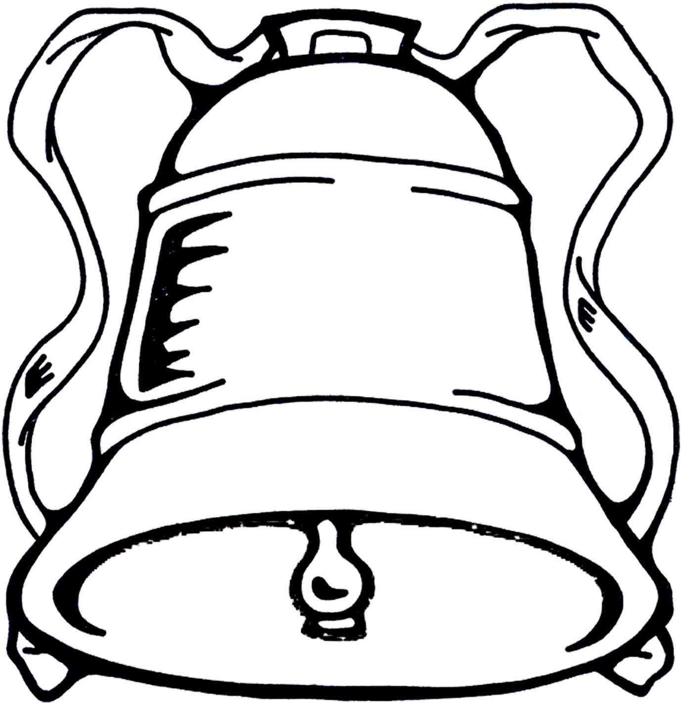1379x1422 Christmas Bells Clip Art Black And White Cheminee.website