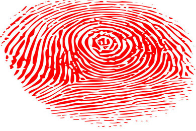 390x260 Fingerprint Background Photos, 91 Background Vectors And Psd Files