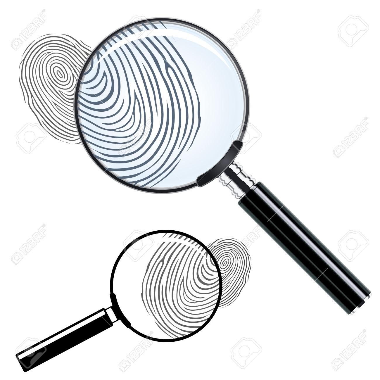 1300x1300 Mystery Clipart Fingerprint