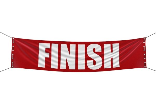 600x400 Finish Line Banner Clipart Clipartfest Within Finish Line Banner