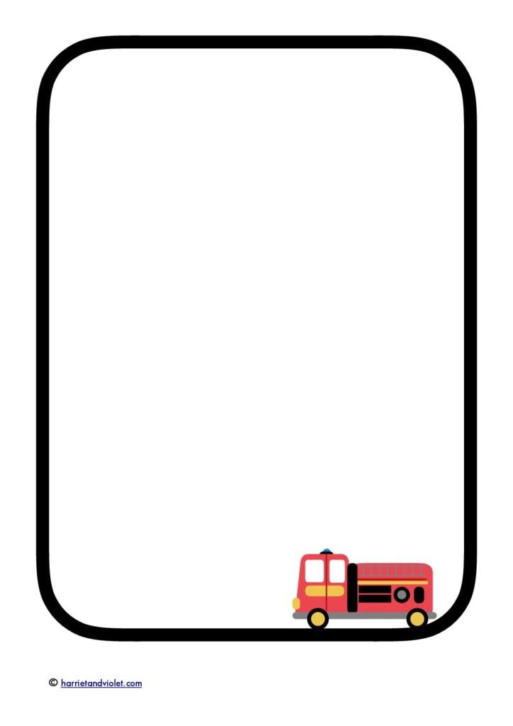 724x1024 Fire Truck