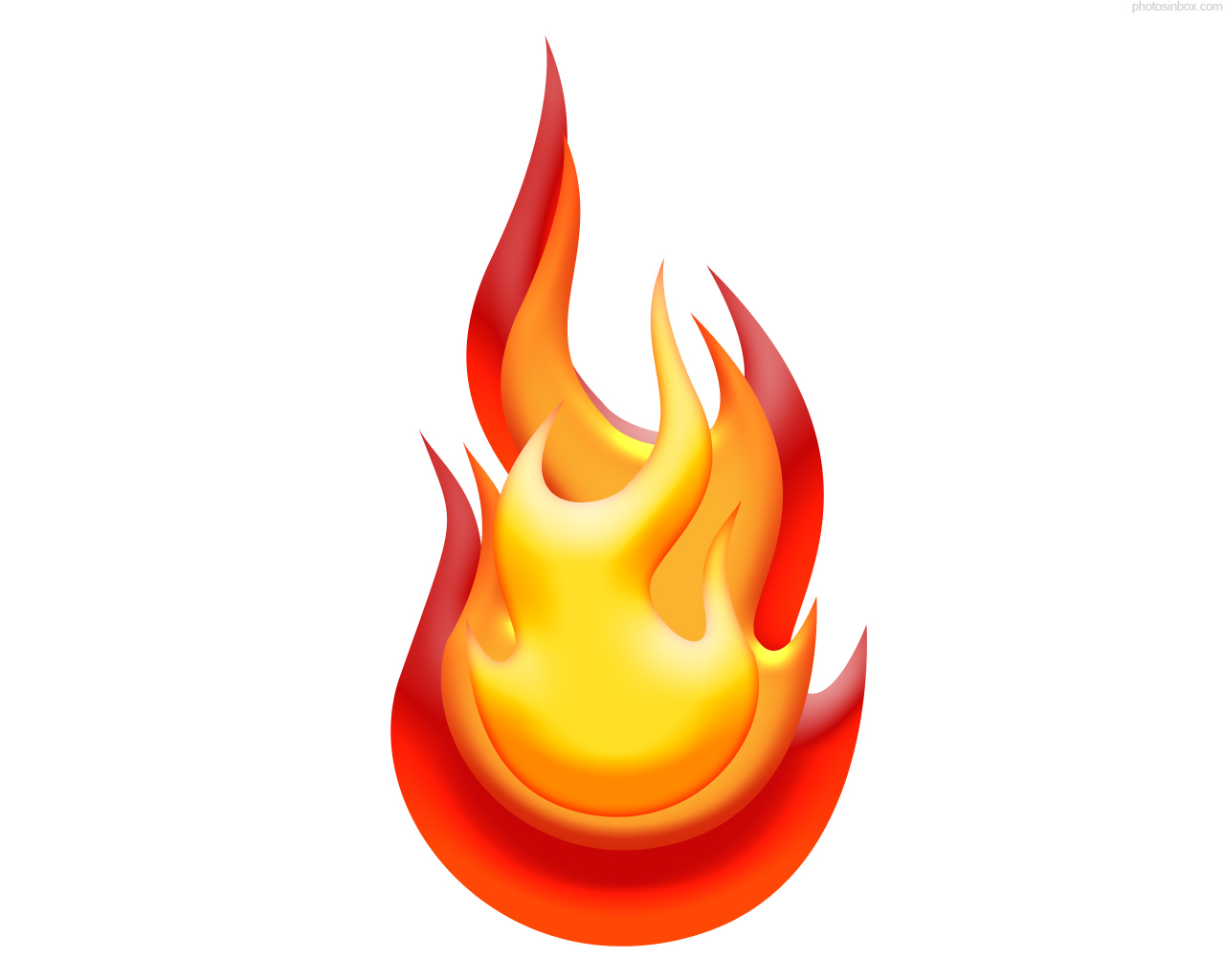 1280x1024 Fire Flame Clipart Border Free Clipart Images