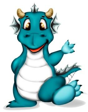 283x361 Cute Fire Breathing Dragon Lean More About Virtual Pet Adoption