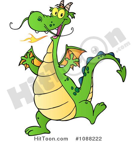 450x470 Dragon Clipart