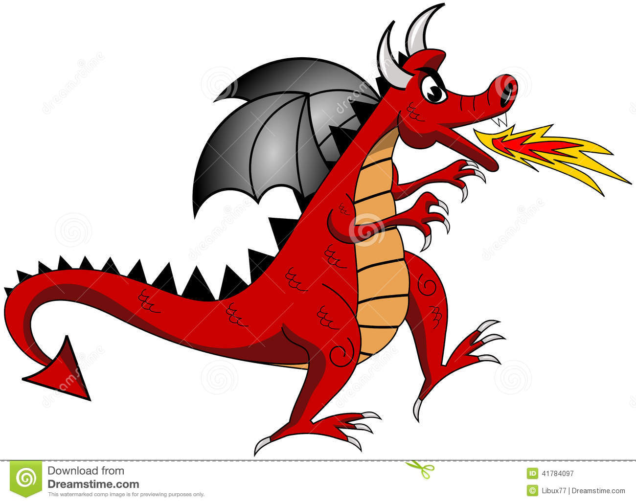 1300x1030 Flame Dragon Clipart, Explore Pictures