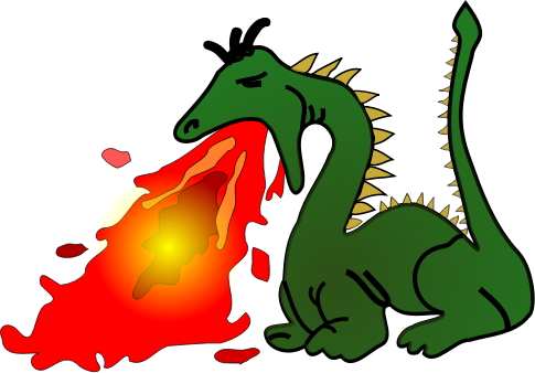 485x338 Free To Use Amp Public Domain Dragon Clip Art
