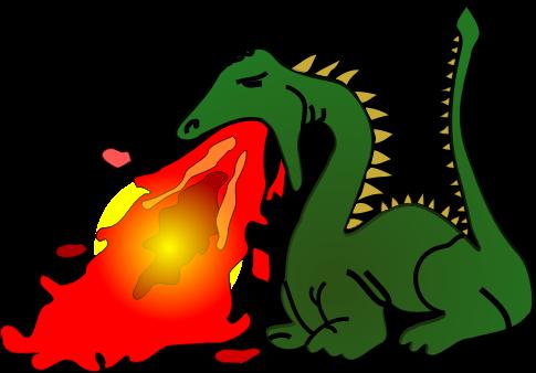 485x338 Free To Use Amp Public Domain Dragon Clip Art