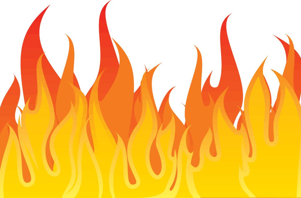 1024x675 Border Fire Clipart