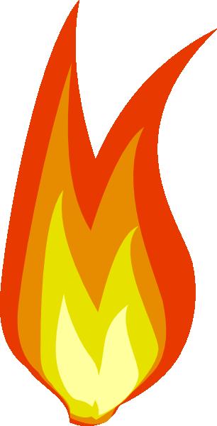 306x600 Fire Cartoon Image Cartoon Fire Clipart 5