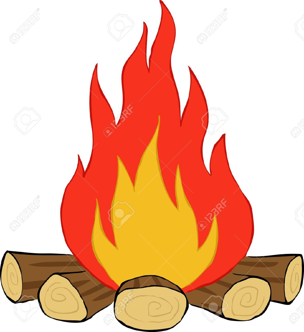 1192x1300 Fire Clipart Wood Fire