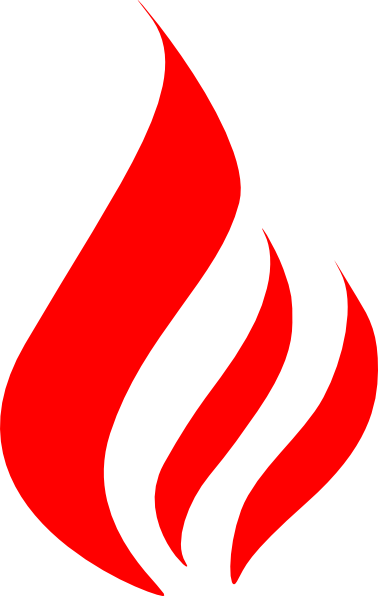 378x596 Red Flame Clip Art
