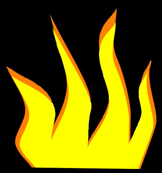 530x566 Flames Flame Border Clip Art Clipart