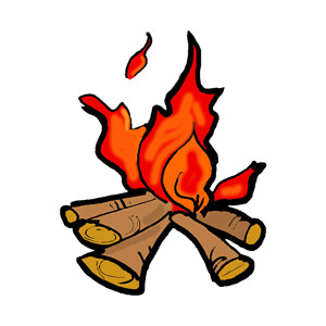 300x300 Fire Campfire Clipart, Explore Pictures