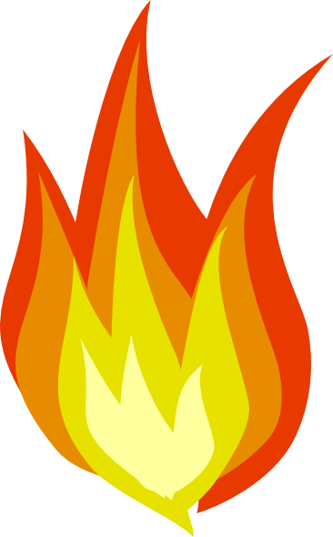 366x591 Free Flame Clipart Flame Clip Art Free