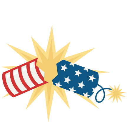 432x432 Firecracker Blast Svg Scrapbook Cut File Cute Clipart Clip Art