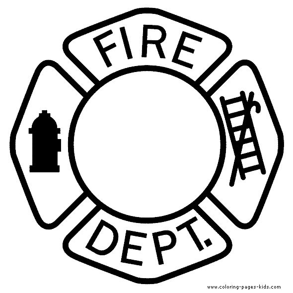 590x590 Fire Truck Clipart Fire Rescue