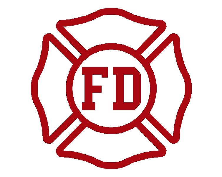 754x600 Logo Clipart Fire Department
