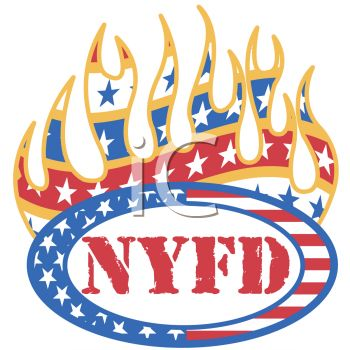 350x350 New York Fire Department Logo