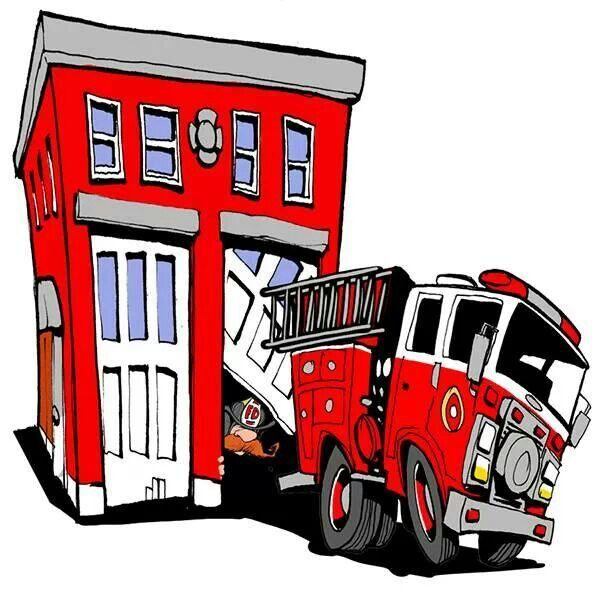 600x600 Fire Truck Clipart Fire Service