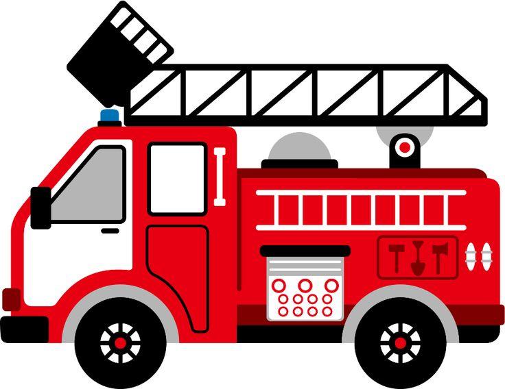 736x568 Fire Truck Clipart Transportation